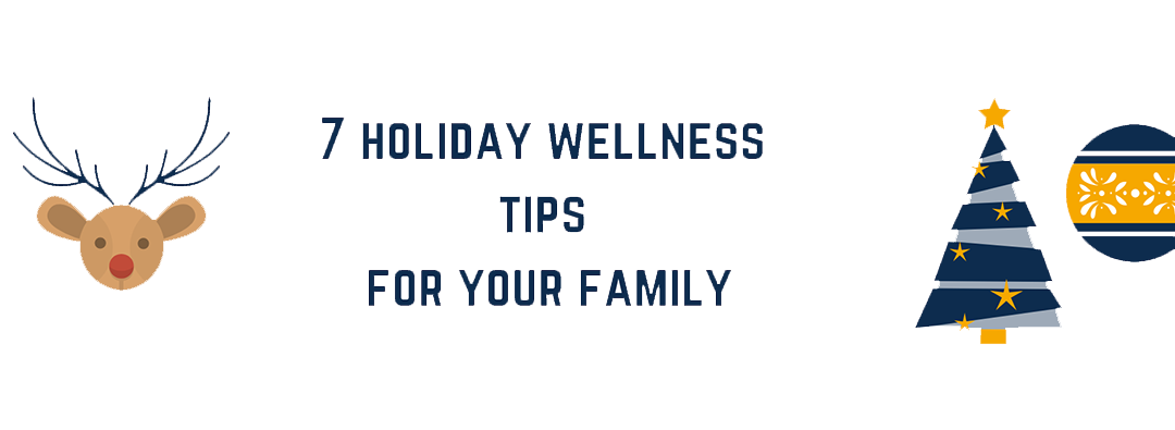 Family Mental Wellness Tips From Children's Mental Health Ontario for the Holiday Season