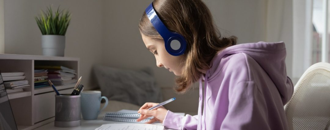 Tips to Support Your Child's Mental Health Through Remote Learning